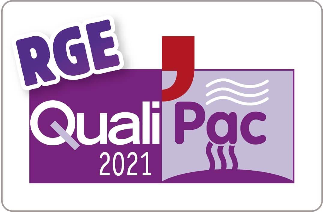 Logo qualipac rge