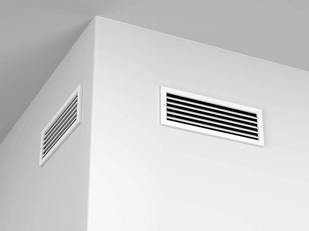 Ventilation simple flux